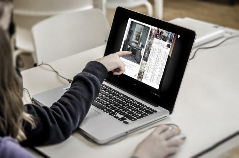 Flipbook gratis sul laptop