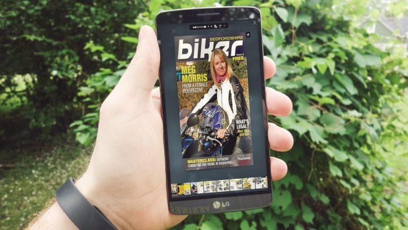 Flipbook software sul smartphone